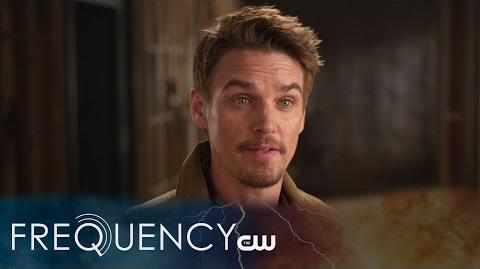 Frequency Riley Smith Interview The CW