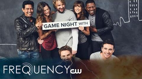 Frequency Game Night with Frequency 360° Video The CW