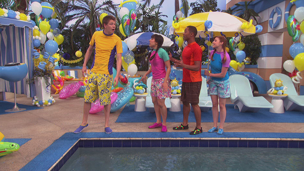 Cool Pool Party The Fresh Beat Band Wiki Fandom