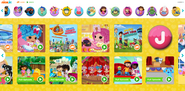 FBBOS NickJr.com Home