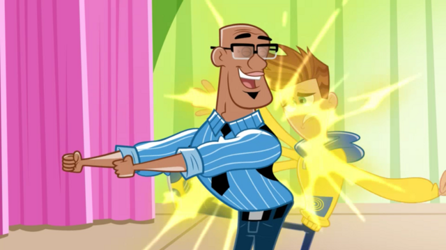 File:Fresh Beat Band of Spies Twist Commissioner Goldstar The Nickelodeon Nick Jr.PNG