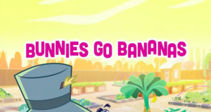 Bunnies Go Bananas