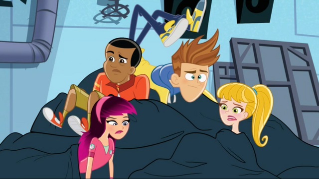 File:Fresh Beat Band of Spies Cast Ep1.PNG