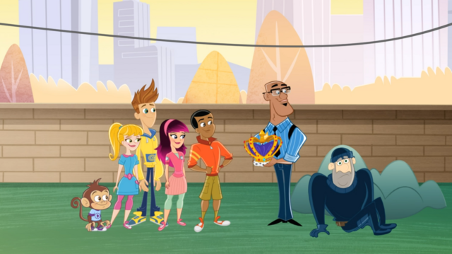File:Fresh Beat Band of Spies Sneakers Commissioner Goldstar 1.png