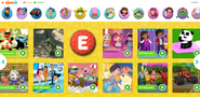 FBBOS NickJr.com Videos
