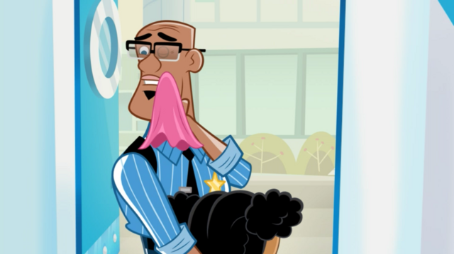 File:Fresh Beat Band of Spies Commissioner Goldstar The Nickelodeon Nick Jr. Show (2).PNG
