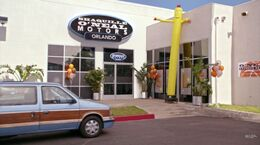 Shaquille O Neal Motors (Location)