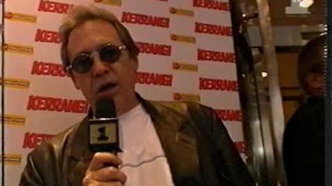 The 1999 kerrang awards Pt1-0