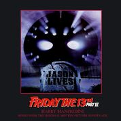 Friday The 13th Part 6 - Jason Lives - Soundtrack - Cover
