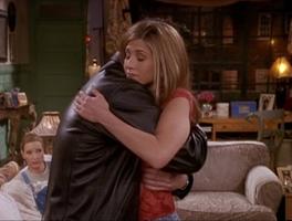 Ross Hugs Rachel (4x20)