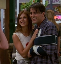 Rachel & Joey (3x04)