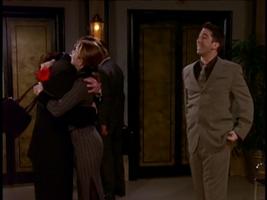 Rachel and jealous ross