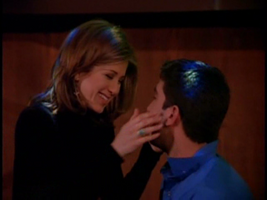 Rachel and ross first time