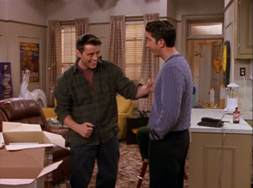 Joey & Ross (4x08)