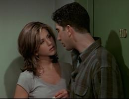 Ross and Rachel - TOW Phoebe's Husband