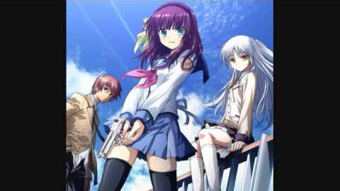Angel Beats Op Full HD w lyrics My Soul, Your Beats!