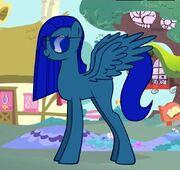 My Little Pony OC Crystal Mist Pony