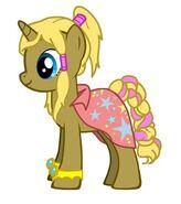 Sasha pony