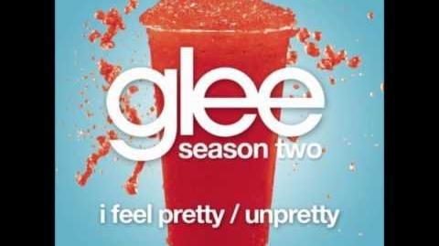 Glee - I Feel Pretty Unpretty