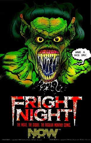 File:Fright Night the Comic Series ad.jpg