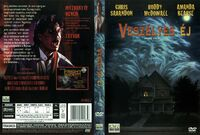 Fright Night DVD Hungarian