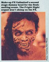 Fright Night 2 Regine Makeup