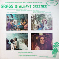 Josie's Castle Grass Is Always Greener Soundtrack