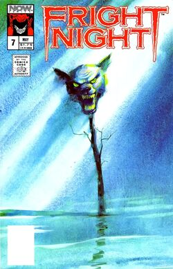 Fright Night the Comic Series 07