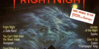 Fright Night (1985) Soundtrack