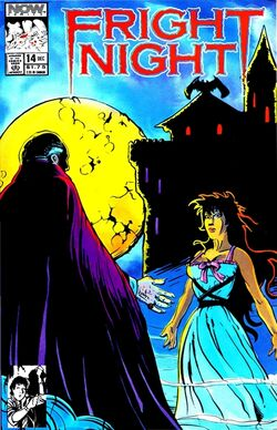 Fright Night the Comic Series 14