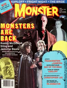 Monsterland Magazine 5
