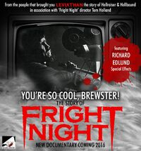 You're So Cool Brewster - Fright Night - Richard Edlund