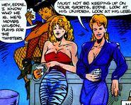 Fright Night Comics Dana Jane and Donna