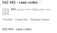 Deadendcasecodes