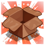 Share Need Cardboard Box-icon