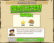 Fruits and Veggies Part I of II Complete
