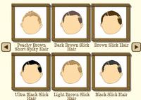 Male Hair 8