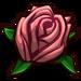 Pink Rosebud-icon