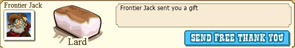 Frontier Jack Lard