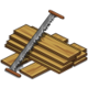 Forest Saw-icon