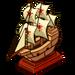 Thanksgiving Mayflower-icon