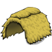 Sawmill Thatched Roof-icon