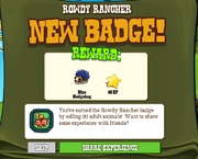 Rowdy Rancher Complete