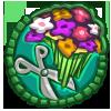 Florist Badge-icon