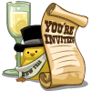 New Years RSVP-icon