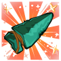 Share Need Turquoise Arrowhead