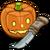 Jack o Lantern Carved-icon