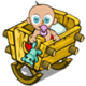 Baby Cradle-icon