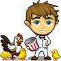 Share Chicken Tender