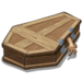 Wooden Coffin-icon